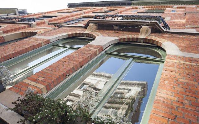 Отель B&B In Bruges вид на фасад