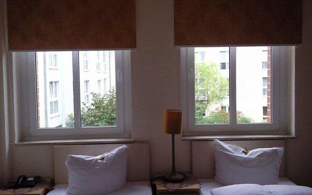 Hotel Hopfen Sack комната для гостей