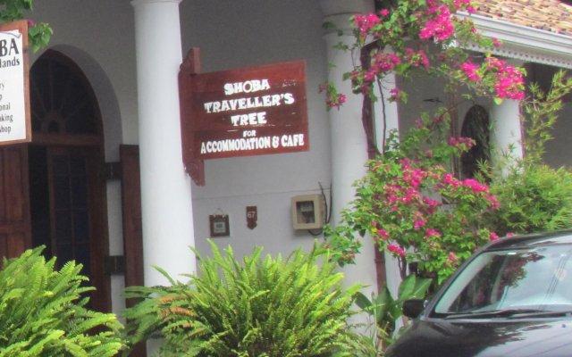 Отель Shoba Travellers Tree Home Stay вид на фасад