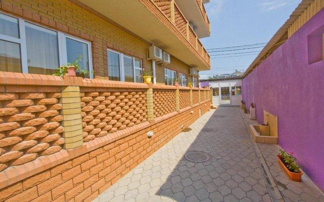 Гостиница Сибирь вид на фасад