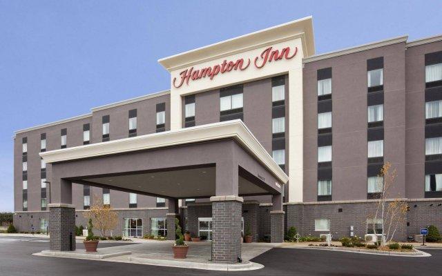 Отель Hampton Inn Minneapolis Bloomington West США, Блумингтон - отзывы, цены и фото номеров - забронировать отель Hampton Inn Minneapolis Bloomington West онлайн вид на фасад