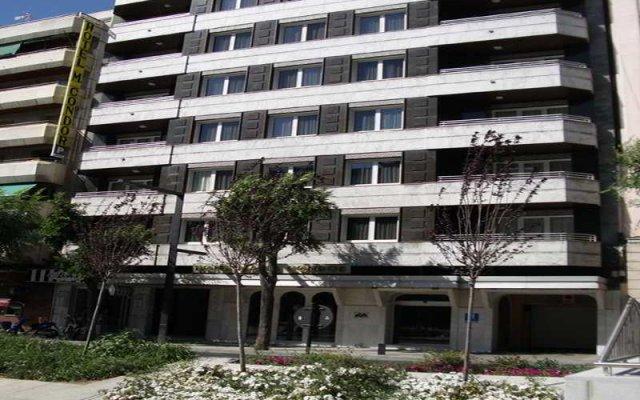 Hotel Macià Cóndor вид на фасад