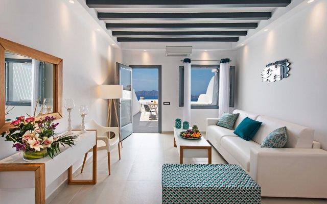 Отель Aura Suites комната для гостей