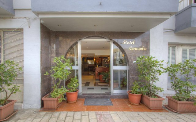 Cerviola Hotel вид на фасад