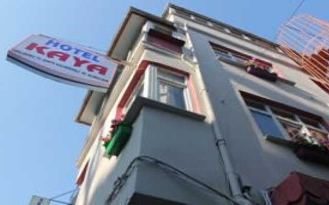 Hotel Kaya вид на фасад