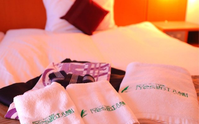 Green Hotel Yes Ohmi-hachiman Омихатиман в номере