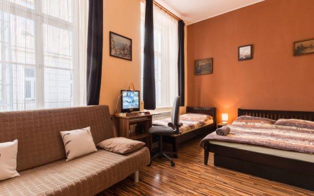 Отель Letná комната для гостей