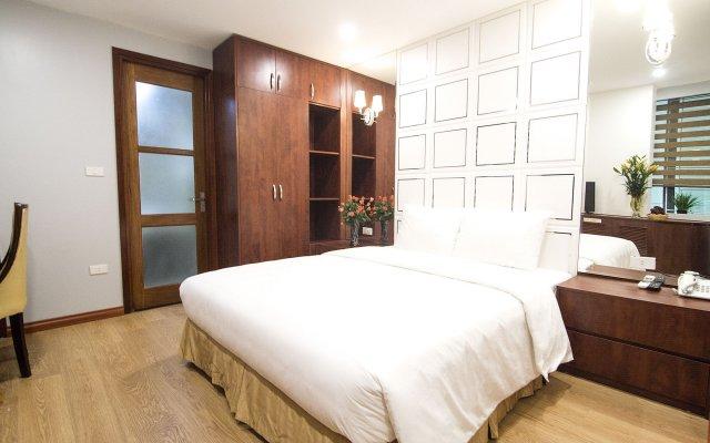 Отель The Ky Moi Hotel Вьетнам, Ханой - отзывы, цены и фото номеров - забронировать отель The Ky Moi Hotel онлайн комната для гостей