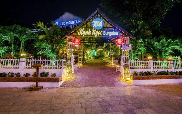 Отель Hanh Ngoc Bungalow вид на фасад