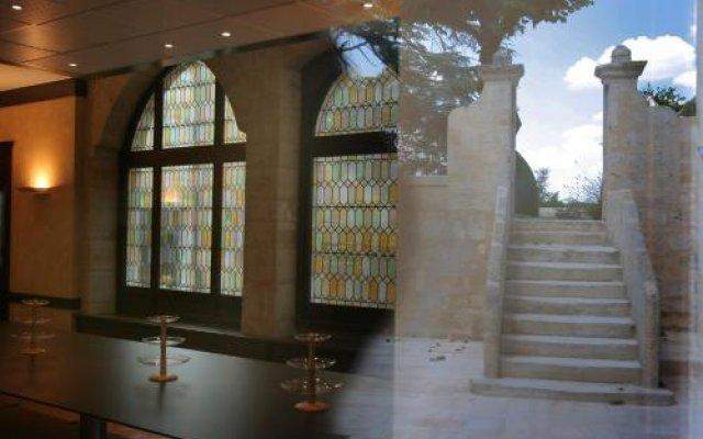 Отель Au Logis des Remparts Франция, Сент-Эмильон - отзывы, цены и фото номеров - забронировать отель Au Logis des Remparts онлайн вид на фасад
