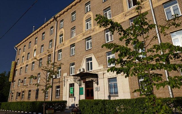 Гостиница Ярославская в Москве - забронировать гостиницу Ярославская, цены и фото номеров Москва вид на фасад
