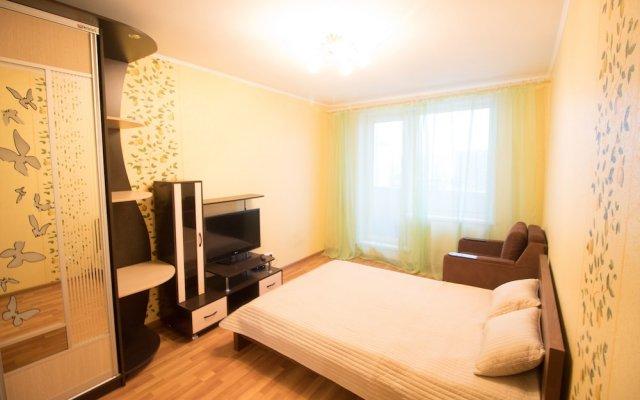 Апартаменты Flats of Moscow Apartment Domodedovskaya комната для гостей