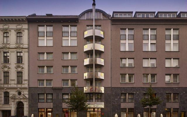 Отель Park Plaza Berlin Kudamm Германия, Берлин - 1 отзыв об отеле, цены и фото номеров - забронировать отель Park Plaza Berlin Kudamm онлайн вид на фасад