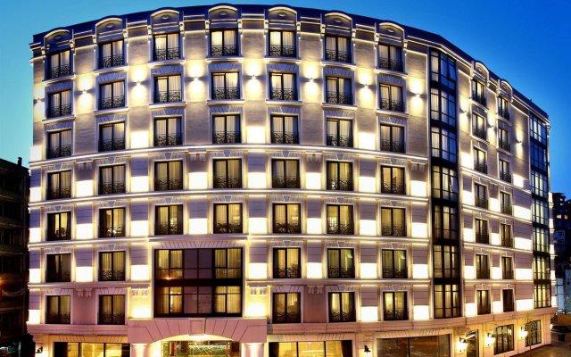 Отель ISTANBUL DORA вид на фасад