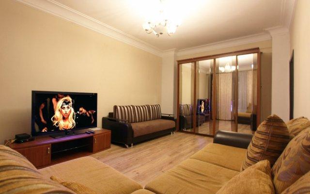 Гостиница ApartLux Paveletskaya Spa-Suite Москва комната для гостей