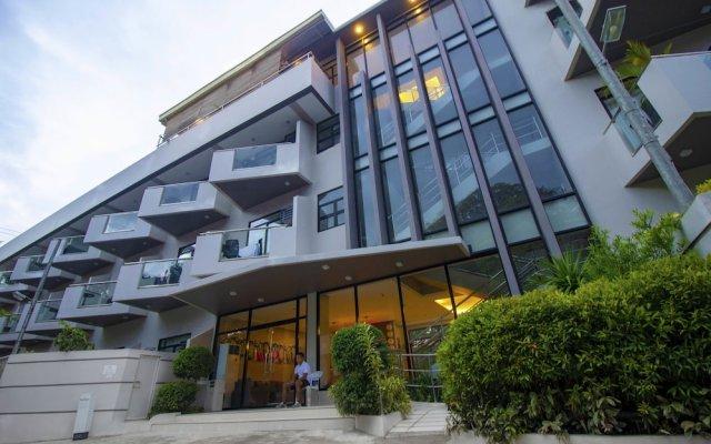 Отель Estacio Uno Lifestyle Resort вид на фасад