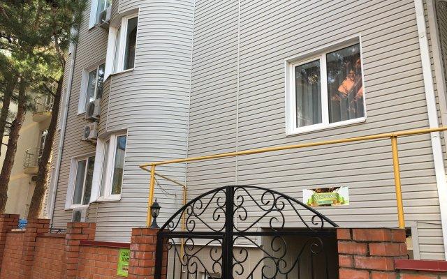 Лукоморье Мини - Отель вид на фасад