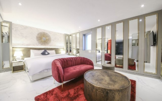 Hotel Cullinan Seocho комната для гостей