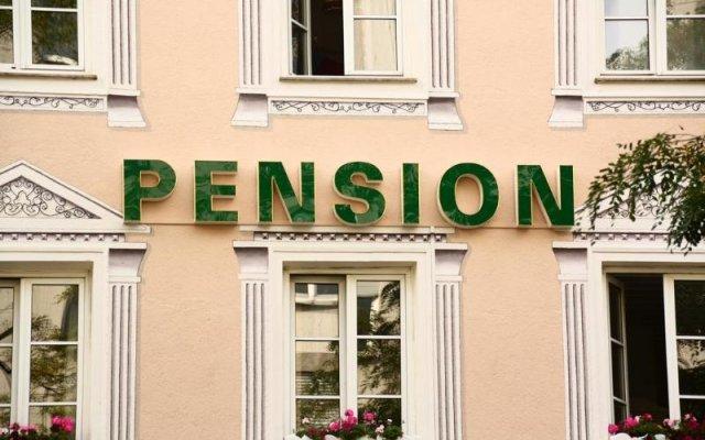Отель Pension Seibel Германия, Мюнхен - 1 отзыв об отеле, цены и фото номеров - забронировать отель Pension Seibel онлайн вид на фасад