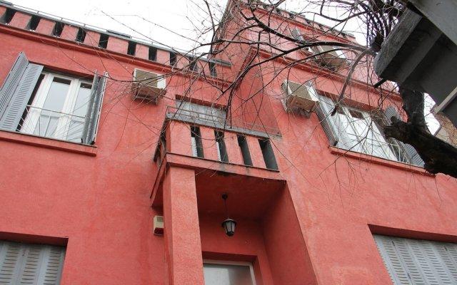 Отель Guest House Miss Depolo Сербия, Белград - отзывы, цены и фото номеров - забронировать отель Guest House Miss Depolo онлайн вид на фасад