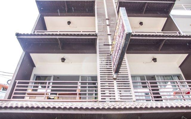 Thai Classic Hotel вид на фасад