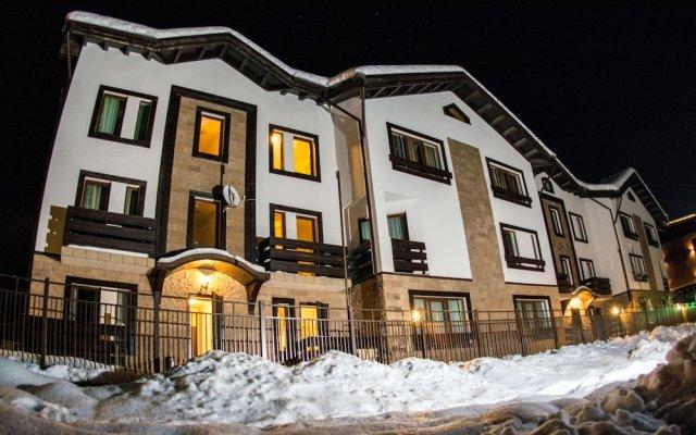 Гостиница Чудо в Красной Поляне 4 отзыва об отеле, цены и фото номеров - забронировать гостиницу Чудо онлайн Красная Поляна вид на фасад