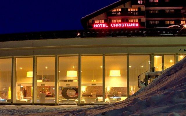 Отель Christiania Hotels & Spa Швейцария, Церматт - отзывы, цены и фото номеров - забронировать отель Christiania Hotels & Spa онлайн вид на фасад
