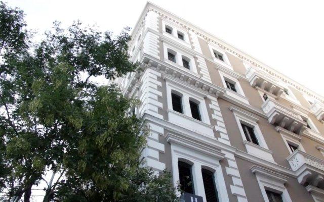 Отель Garibaldi Италия, Палермо - 4 отзыва об отеле, цены и фото номеров - забронировать отель Garibaldi онлайн вид на фасад