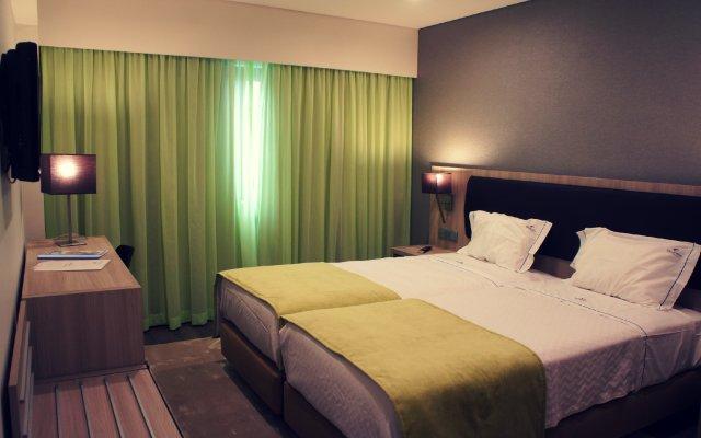 Отель Vip Executive Zurique Лиссабон комната для гостей