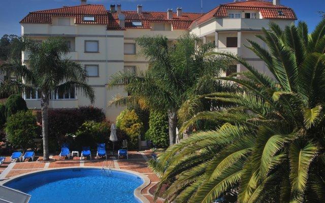 Hotel y Apartamentos Bosque Mar вид на фасад