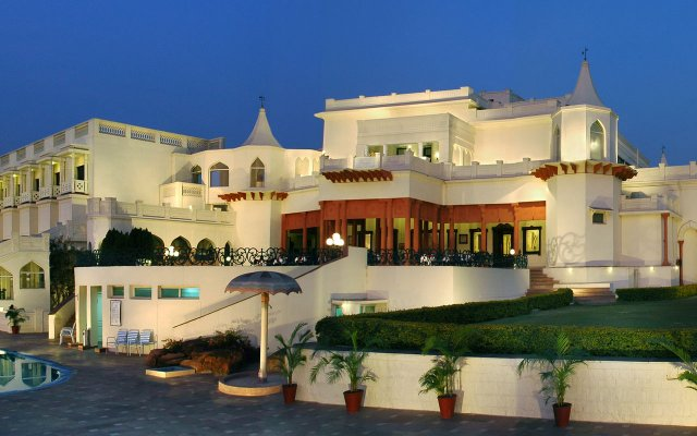 Noor-Us-Sabah Palace in Bhopal, India from 130$, photos, reviews - zenhotels.com hotel front
