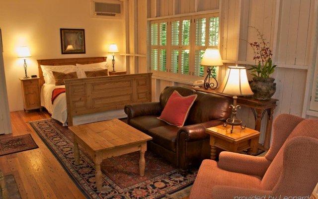 Отель Simpson House Inn США, Санта-Барбара - отзывы, цены и фото номеров - забронировать отель Simpson House Inn онлайн комната для гостей