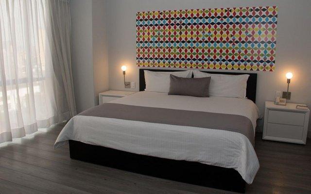 Отель El Ejecutivo by Reforma Avenue Мексика, Мехико - отзывы, цены и фото номеров - забронировать отель El Ejecutivo by Reforma Avenue онлайн комната для гостей