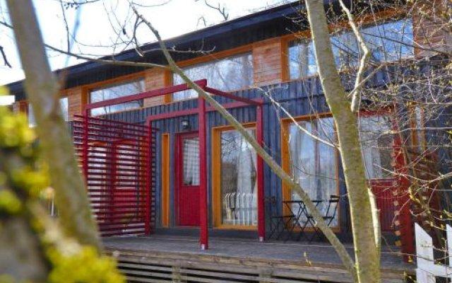 Гостиница Forest в Звенигороде отзывы, цены и фото номеров - забронировать гостиницу Forest онлайн Звенигород вид на фасад