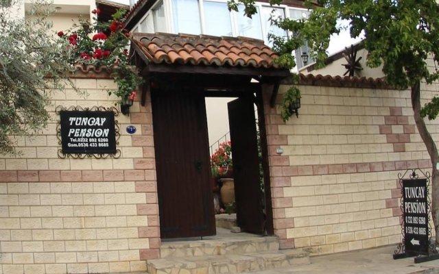 Tuncay Pension Турция, Сельчук - отзывы, цены и фото номеров - забронировать отель Tuncay Pension онлайн вид на фасад
