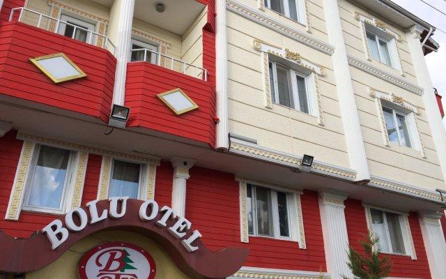 Bolu Otel Турция, Болу - отзывы, цены и фото номеров - забронировать отель Bolu Otel онлайн вид на фасад