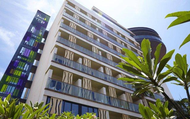 Отель Bohemia Suites & Spa - Adults only вид на фасад