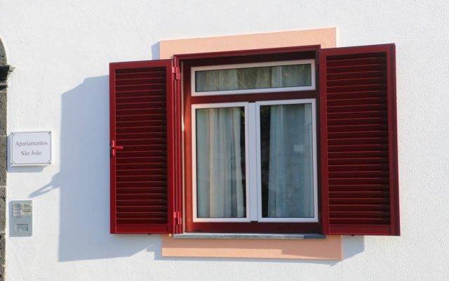 Отель Apartamentos Sao Joao Португалия, Орта - отзывы, цены и фото номеров - забронировать отель Apartamentos Sao Joao онлайн вид на фасад