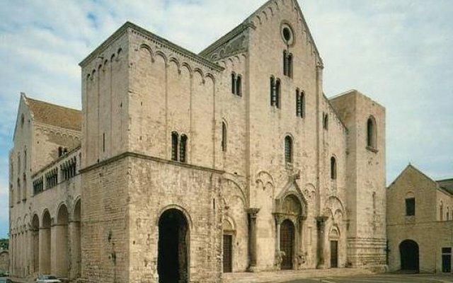 Отель Dolci Notti Бари вид на фасад