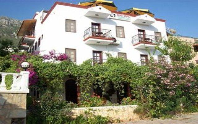 Sevgi Hotel вид на фасад