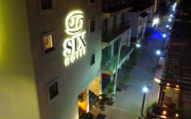 Six Hotel Guadalajara Expiatorio