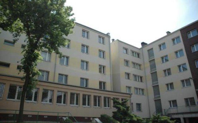 Отель Klimczoka 6 вид на фасад