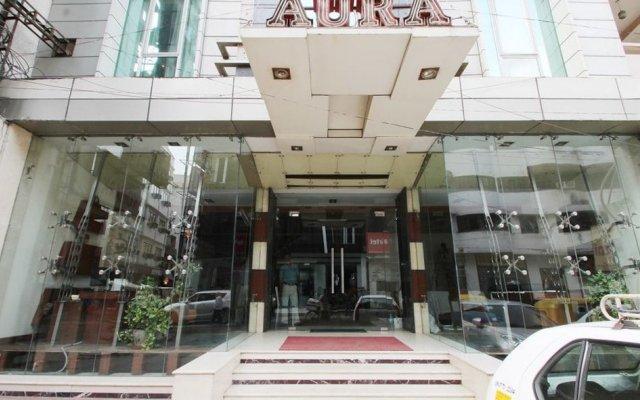 Hotel Aura вид на фасад