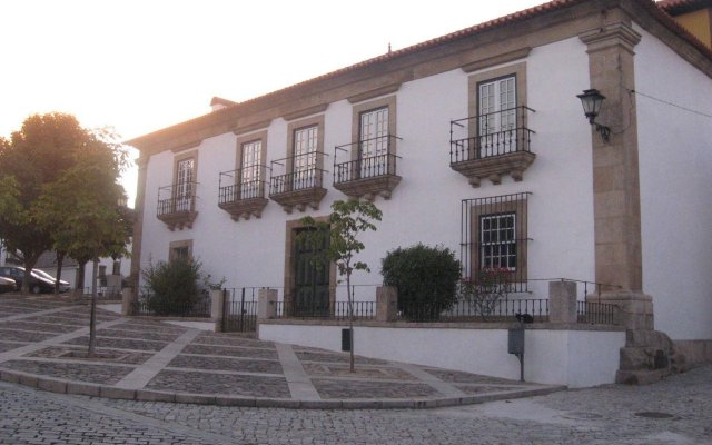 Отель Solar dos Correia Alves