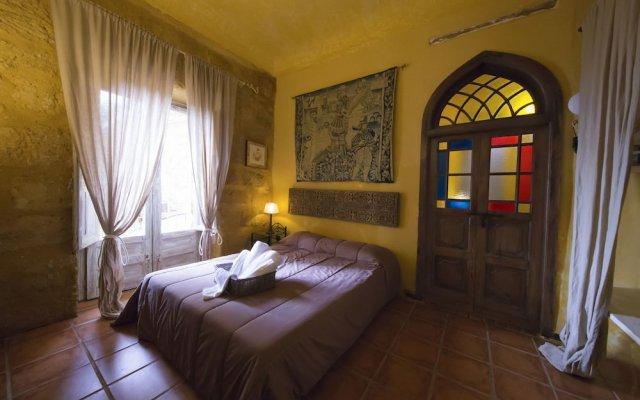 Отель Le stanze dello Scirocco Sicily Luxury Агридженто вид на фасад