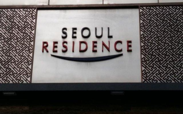 Отель Seoul Residence вид на фасад