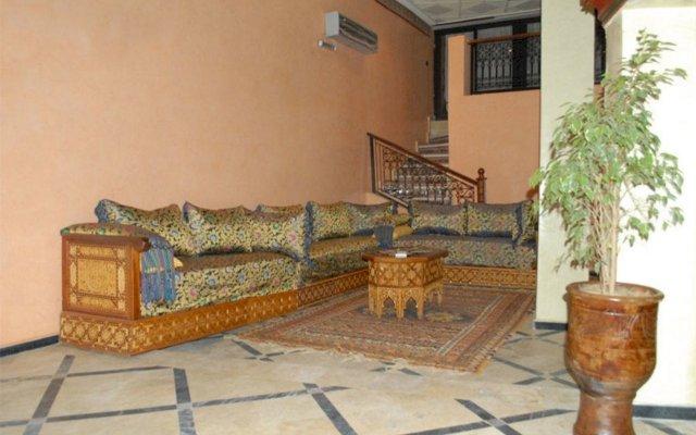Отель Riad Marrakech House вид на фасад