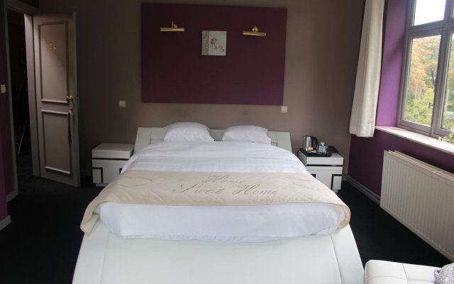 Story'Inn Hotel Брюссель комната для гостей