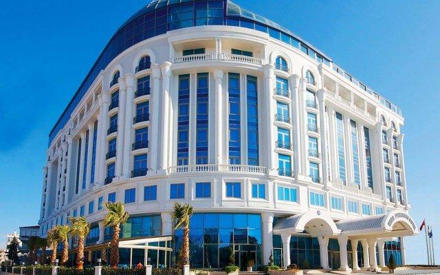 Eser Premium Hotel & SPA вид на фасад