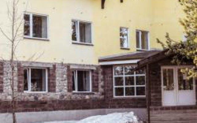 Гостиница Kemka вид на фасад